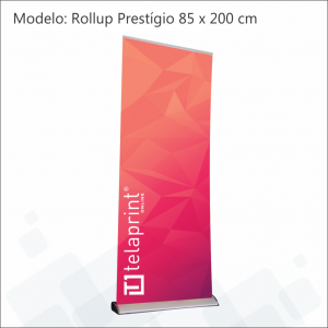 Roll up Prestígio</br> 85 x 200 cm