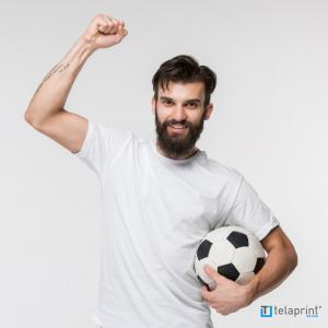 T-Shirt Desporto Masculina